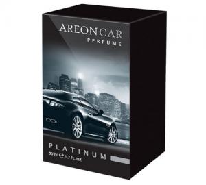 AREON CAR PERFUME PLATINUM 50ml