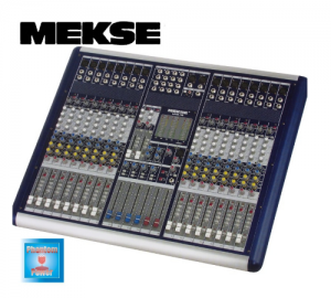 MESKE LIVE-16 ΜΙΚΤΗΣ LIVE 16 ΚΑΝΑΛΙΩΝ