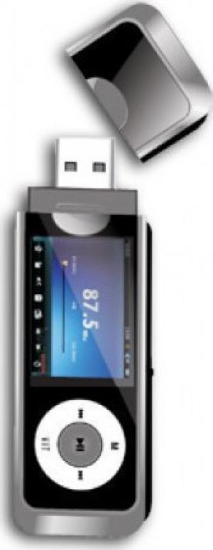 OSIO SRM-7340S MP3 PLAYER USB 4GB ΜΕ ΡΑΔΙΟΦΩΝΟ