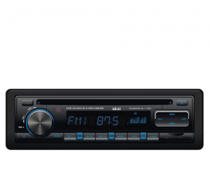 AKAI CA003A-6113U RADIO CD / MP3 / SD / AUX-IN ΜΕ ΘΥΡΑ USB