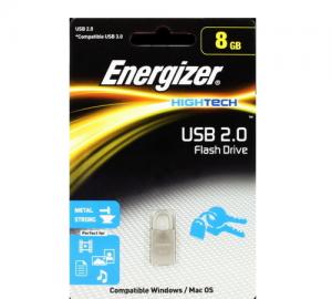 ENERGIZER FUSMTH008R USB 2.0  FLASH DRIVE 8GB
