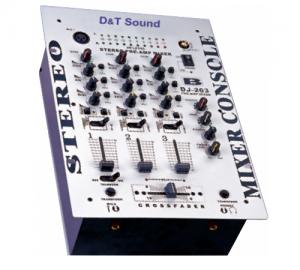 D.T. DJ-203 ΜΙΚΤΗΣ 2PH 4LIN