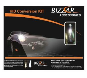 BIZZAR XENON H4 - XENON KIT 6000K