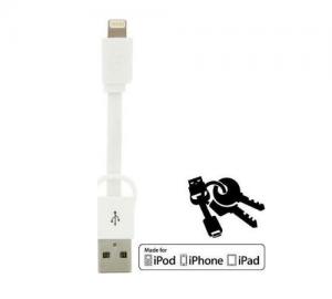ENERGIZER POCKETIPWH2 USB ΤΣΕΠΗΣ ΛΕΥΚΟ ΓΙΑ ΤΟ IPHONE, IPOD, IPAD