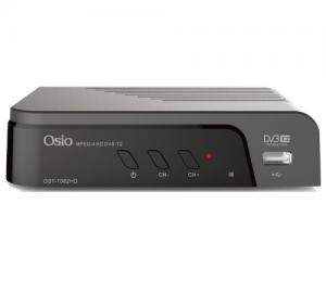 OSIO HOME OST-7082HD EΠIΓEIOΣ ΨHΦIAKOΣ ΔΕΚΤΗΣ MPEG-4 USB 3D
