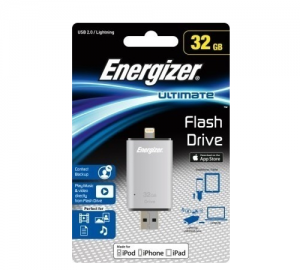 ENERGIZER FOTLIU032R ΔΙΠΛΟ USB 2.0 32GB