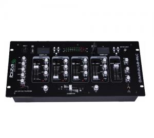IBIZA DJM-103USB-REC MIXER