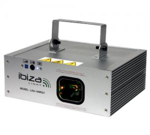 IBIZA LAS 140RGY LASER 100mW-650nm RGY