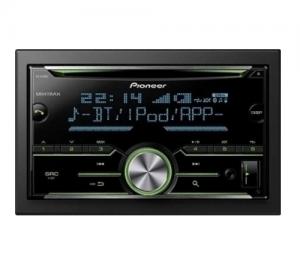 PIONEER FH-X730BT 2 DIN ΡΑΔΙΟ CD,USB & BLUETOOTH