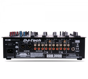 DJ TECH DDM3000 ΜΙΚΤΗΣ