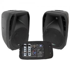 Ibiza combo 210 port sound system 10'' 300w