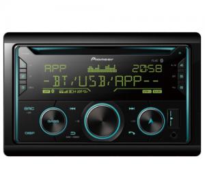 Pioneer FH-S720BT Ράδιο Cd 2 DIN με Usb & Bluetooth, 3 RCA