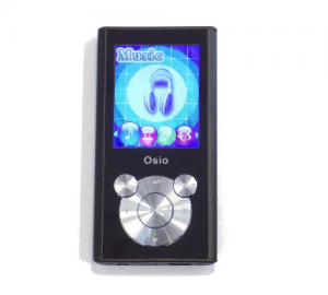 Osio SRM-9080BS (8GB) Mp3/Mp4 player