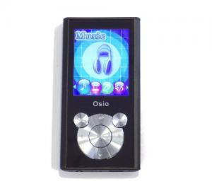 Osio SRM-9080BS (8GB) Mp3/Mp4 player