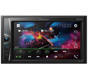 Pioneer DMH-G220BT Ηχοσύστημα Αυτοκινήτου με Οθόνη αφής 6,2 Usb και Bluetooth