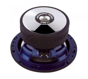 Ground Zero.GZNW 6.5.Subwoofer 6.5''4 Ohm-250 WRMS.