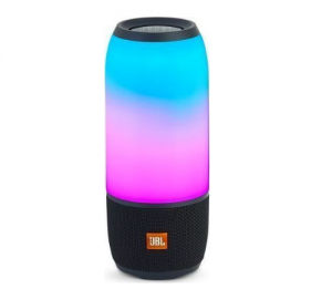 JBL Pulse 3 Aδιάβροχο ηχείο Bluetooth μαύρο