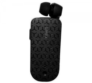 BT4U Black BTB1 Bluetooth  Handsfree μαύρο