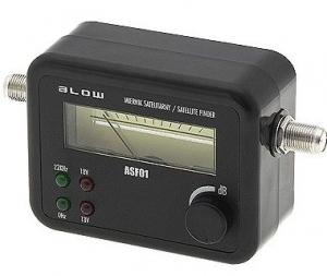 Blow-ASF01.Δορυφορικός μετρητής σηματος sat.finder