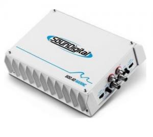 Soundigital 800.4D marine  Ενισχυτής 1Ω 4x200W RMS
