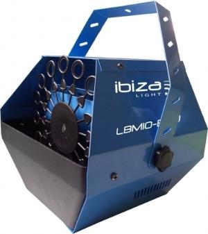 Ibiza Sound LBM10-BLU.Μηχανή για φούσκες μπλε