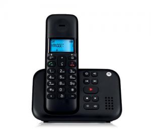 Motorola T311 DECT ασύρματο τηλέφωνο με τηλεφωνητή