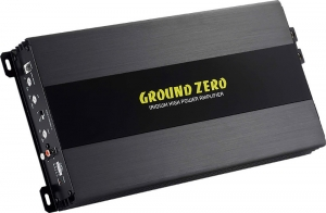 Ground Zero GZIA 1.1450DX-II Ενισχυτης 1x1250w-1Ω