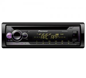 Pioneer DEH-S220UI Ραδιο CD Με USB/ Aux-In, Ισχύ 4x 50Watt ,Πολλαπλό φωτισμό πλήκτρων