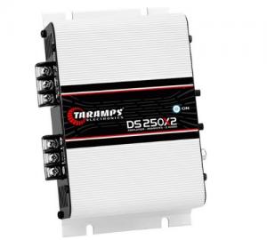 Taramps DS250X2 Δικάναλος Ενισχυτής αυτοκινήτου 2 x 125W