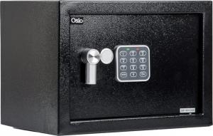 Osio OSB-2535BL Χρηματοκιβώτιο με ηλεκτρονική κλειδαριά 35 x 25 x 25 cm
