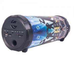 PARTY-TUBE50  Επαναφορτιζομενο ηχειο. bluetooth, fm & usb/sd-50W