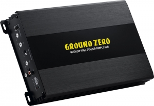 Ground Zero GZIA 1.1000DX-II Ενισχυτης 1x1000w-1Ω