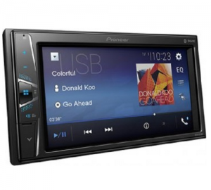 Pioneer MVH-G210BT bluetooth, radio,usb,aux