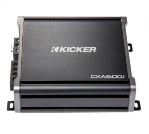 Kicker CXA600.1 Ενισχυτής 600 Watt RMS Class D Monoblock.