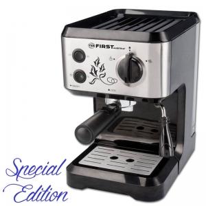 First Austria FA-5476-1 Μηχανή espresso 15 BAR 1050 W