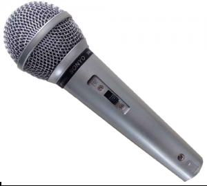 D.T. DM-H300 δυναμικό μικρόφωνο χειρός 600Ω
