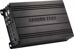 Ground Zero GZHA Mini Four.Ενισχυτης 4x130w-2Ω