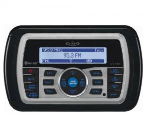 Jensen MS40BT Marine Radio-USB-BT.with NOAA Weatherband.