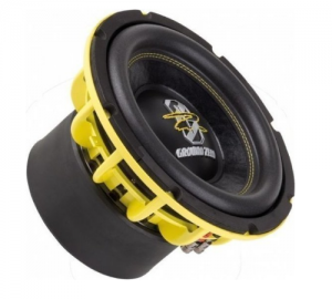 Ground Zero.GZHW 10XSPL-D1.Subwoofer 10''2x1Ohm-2500 W SPL Power.