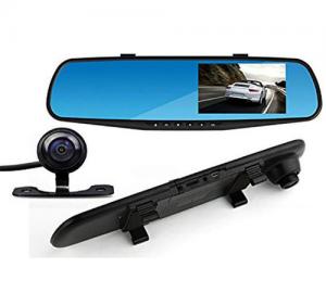 Spin PVR804.DVR Καθρέφτης Αυτοκινήτου με κάμερα οπισθοπορείας