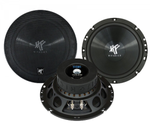 HiFonics.TS 6.2W. Ηχεία αυτοκινήτου Midbass 6.5' 100 Watts/Rms.