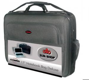 Cobra MIA207-GR Τσάντα μεταφοράς φορητού Η/Υ 15.4