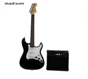 Madison-STRAT10BL.Σετ ηλεκτρικής κιθάρας και ενισχυτης.