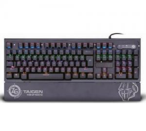Zeroground KB-2400G Taigen v2.0 Ενσύρματο Gaming Πληκτρολόγιο