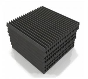 EQ Acoustics Classic Wedge 60 Acoustic Grey Ηχοαπορροφητικό Αφρού 5cm (8 Τεμάχια)