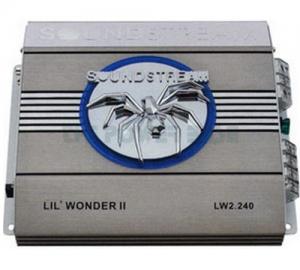SOUNDSTREAM LW2.240 ΕΝΙΣΧΥΤΗΣ ΑΥΤΟΚΙΝΗΤΟΥ.2X120W.