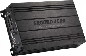 Ground Zero GZHA Mini One Ενισχυτης 1x630w-1Ω
