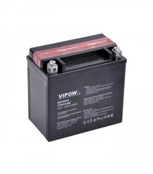 VIPOW BAT0501 Motorcycle Battery 12V -12Ah.150X87X145mm