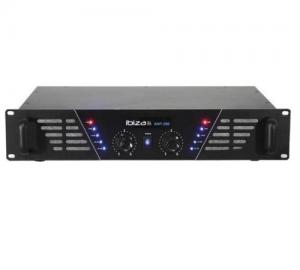 Ibiza Sound AMP-300.Ενισχυτής για Συστήματα PA 160W στα 8Ω ή 240W στα 4Ω.