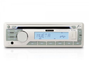 Caliber Mueta A1M. MARINE Radio USB/MP3/SD
